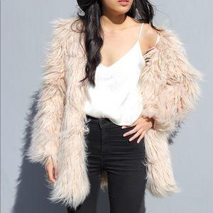 Jackets & Blazers - Lioness Fur Jacket